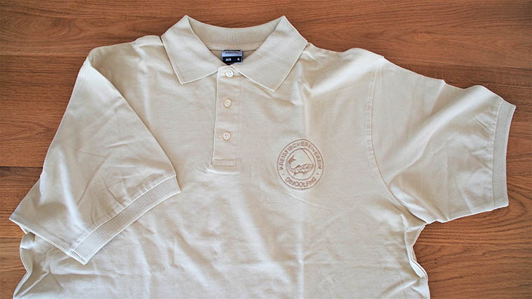 KFV-Polo-Shirt mit Stickerei