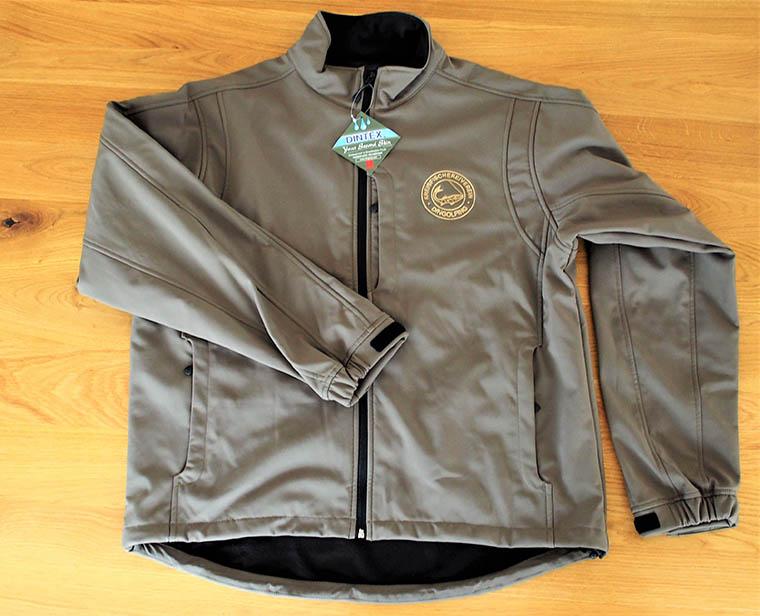KFV-Softshell-Jacke mit Stickerei