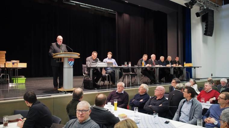 22.3.2020 – Generalversammlung