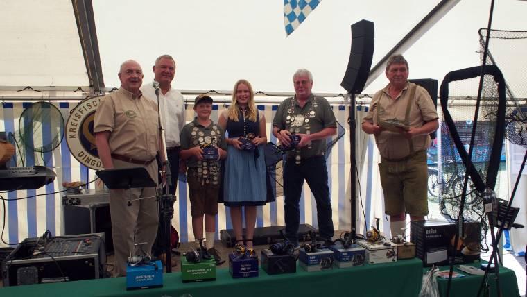 Über 200 Teilnehmer am Hege- und Königsfischen in Dingolfing