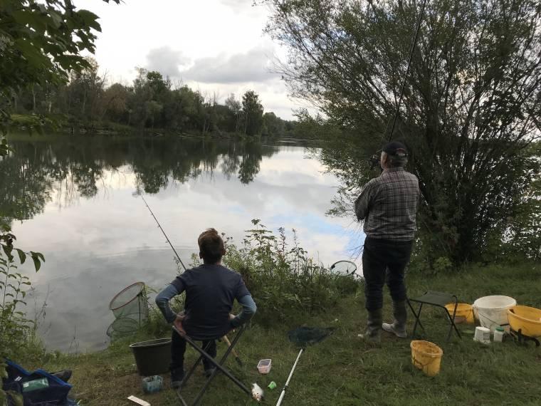 Teilnahmebedingungen für das Königsfischen in Eggenfelden