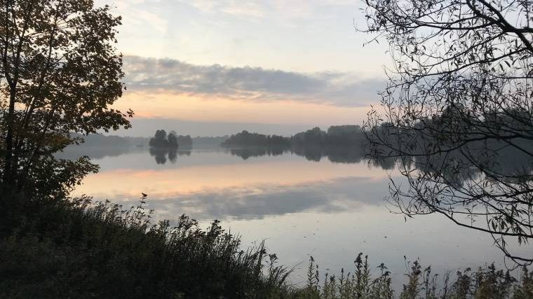 Abschnitt 3 im Vereinsgewässer Isar 3.