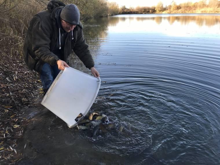 Gewässerwarte im Dauereinsatz