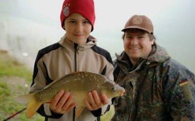 16.5.2020 – Praktische Ausbildung: Angeln auf Friedfische