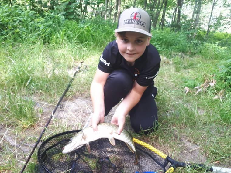 ABGESAGT – Praktische Ausbildung: Aal und Raubfischen