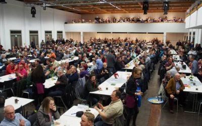 7.11.2020 – Monatsversammlung